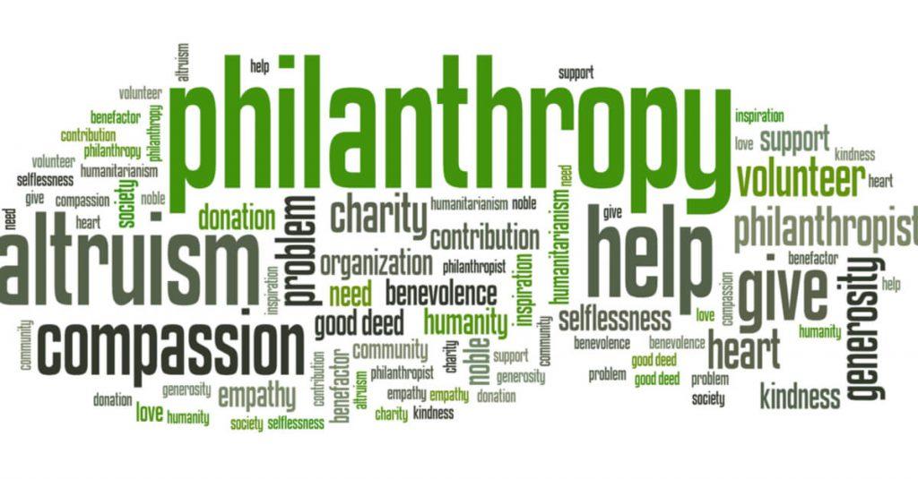 RHRT - Philanthropy